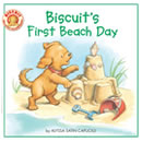 Biscuits-First-Beach-Day
