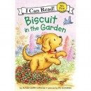 biscuit-in-the-garden