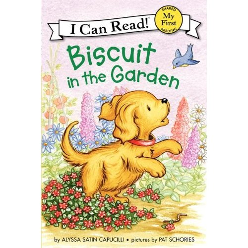 biscuit-in-the-garden
