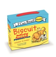 Biscuit's More Phonics Fun