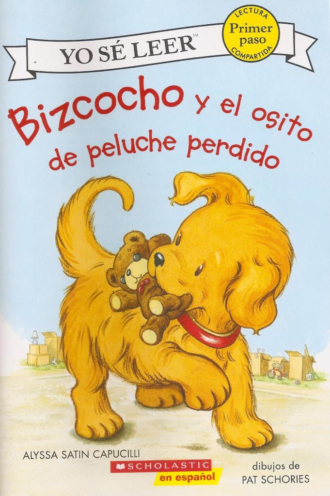 Biscuit LostTeddySpanishE