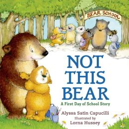 Not This Bear cover