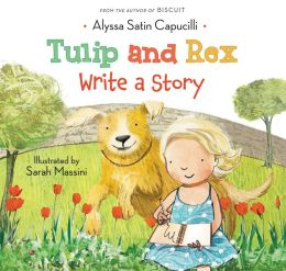Tulip and Rex Write a Story cover