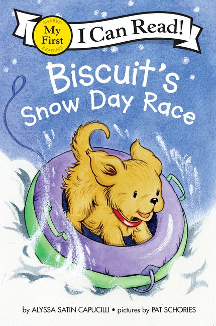 Biscuits Snow Day